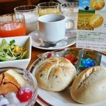 ヨーロッパ直輸入の無添加パン