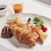 朝食バイキング(洋食一例)