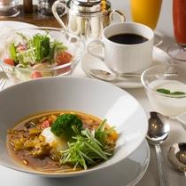 朝食(スープカレーセット)イメージ