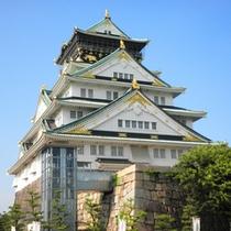 大阪城 外観