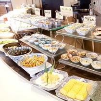 □朝食バイキング【其の1】