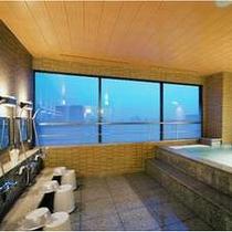 □女性大浴場【白湯】