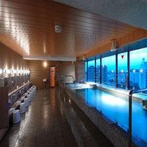□男性大浴場【白湯】 其の2
