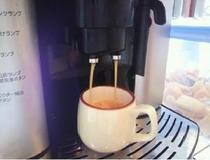 ホットコーヒー飲み放題