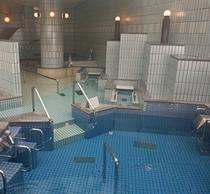 1階の大浴場(男風呂)