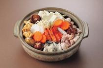よせ鍋セット2530円(税込)