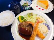 お子様メニュー(小学生)1500円(税込)