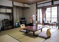 8畳間の和室