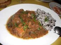 豚バラ肉の白ワイン煮込み