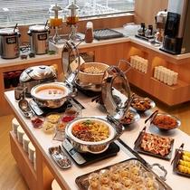 朝食 和洋食ビュッフェ(お料理イメージ)