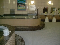 大浴場 3F 人工温泉(炭酸カルシウム成分)