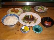夕食(洋食)