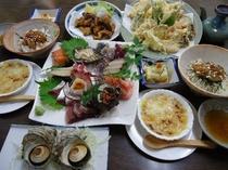【春のおまかせ海鮮コース】朝食付♪
