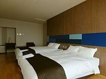 ジュニアスイートW/ベッドルーム
