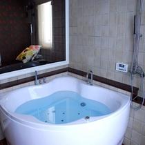 風のかほり開放感のある バスルーム