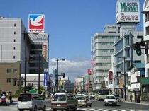 いよいよ♪弘前市内へ!!