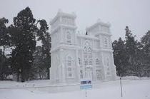 〇●雪像2●○