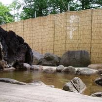 貸切露天風呂(※5月下旬〜11月限定)(※冬季は閉鎖)