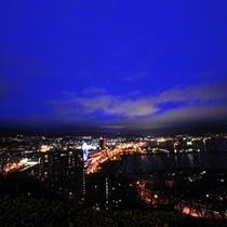 小樽街並_夜景