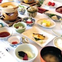 朝食_料理の一例