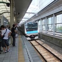 【600×600】桜木町駅(京浜東北線)