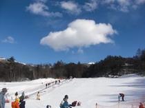 蓼科東急スキー場