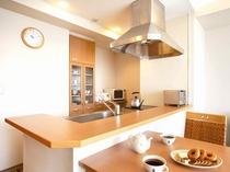 ◆全室にフルキッチンがあります。