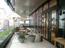 ロイヤルガーデンカフェ〜テラス席