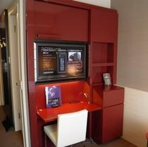 ダブルルーム家具イメージ写真