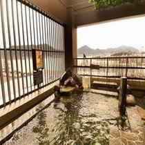◆男性大浴場〜露天風呂〜