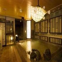 ◆女性大浴場〜内湯