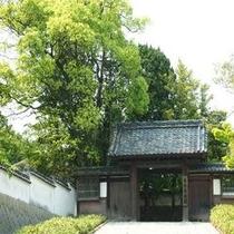 ■長府毛利邸
