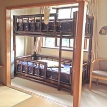 バンブー2段ベッド206minpi