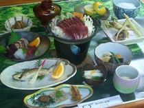 会席料理 2011 5〜6月