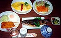 ◆夕食例◆