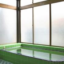 グリーン風呂