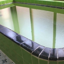 グリーン風呂アップ