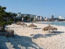 海水浴しらら浜