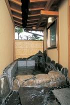 離れ専用露天風呂付客室「つばき」