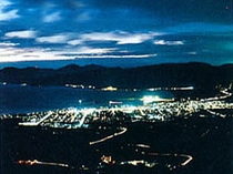岩内町 夜景