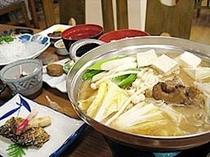 いのぶた鍋