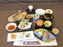 【通年料理】【小食会席】