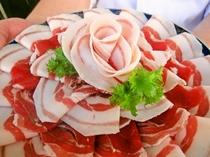【冬料理】脂がおいしいぼたん肉。ほのか香り、極上の旨味です