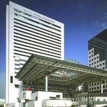 HOTEL  AGORA REGENCY堺・ホテル外観