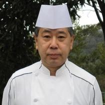 安川料理長