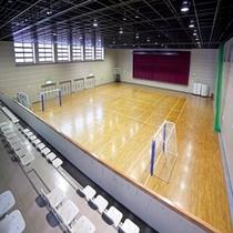 体育館(アリーナ) ※バスケット・フットサル・バレー・剣道や空手等の武道・ダンス等