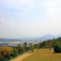丘の上から『総社市内を一望!』