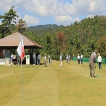 グラウンドゴルフ場(さくらコース・8ホール)