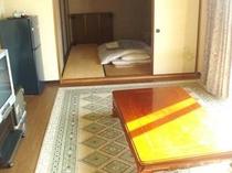 ファミリールーム③リビング