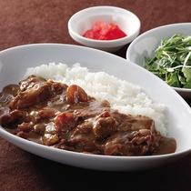 *レストランメニュー【昼】/シーフードカレー800円